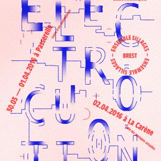 elctrocution festival ensemble sillage