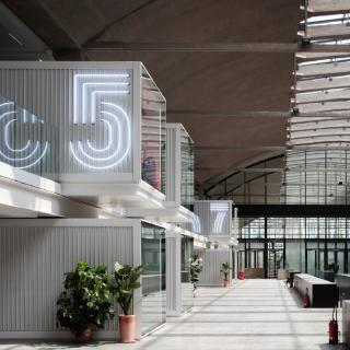 Station F par Patrick Tourneboeuf