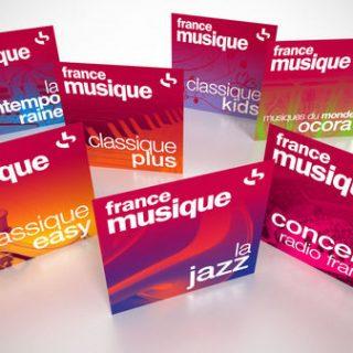 Les webradios de France Musique