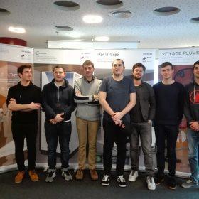 Les étudiants finalistes