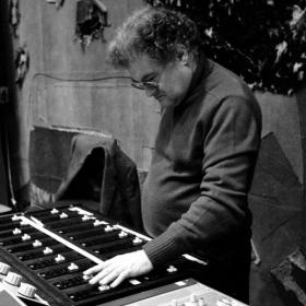 Pierre Henry en 1983 © Roger Picard