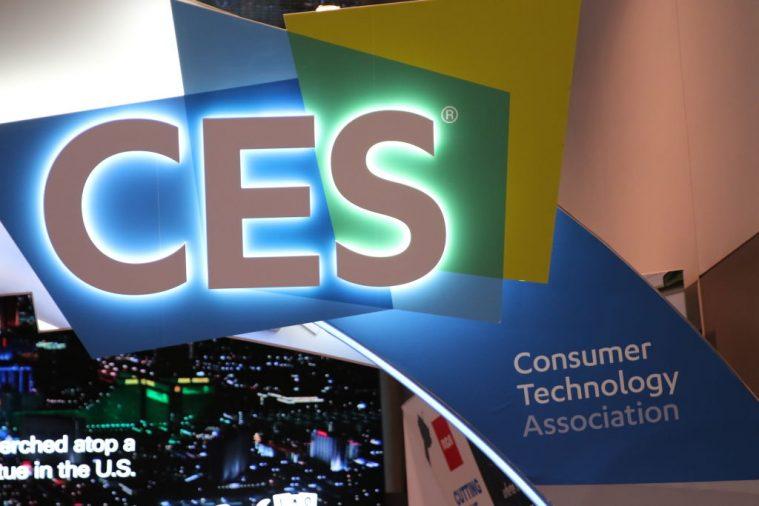 Logo du CES de Las Vegas